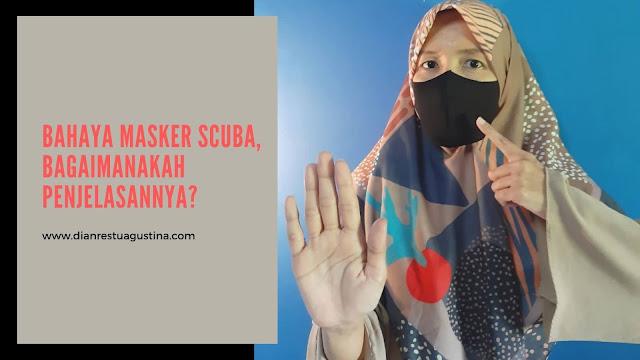 Mengapa Masker Scuba dilarang