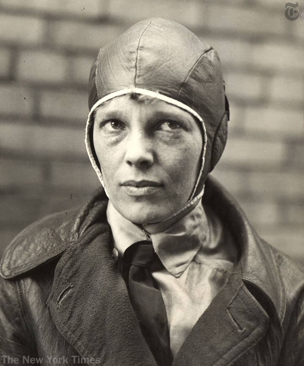 amelia earhart Amelia earhart's final calls for help were heard by dozens of people after she disappeared in july 1937, researchers say the final days of the legendary american aviator remains one of the .