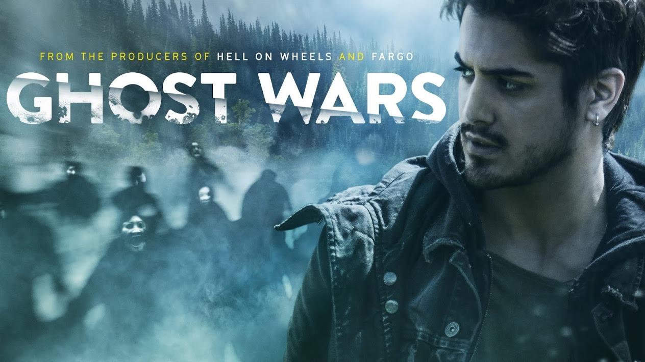 Ghost Wars- η αφίσα της σειράς
