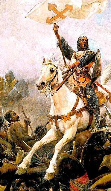 Batalha das Navas de Tolosa, Espanha.