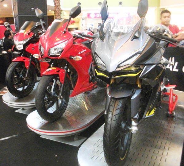 Generasi Honda CBR