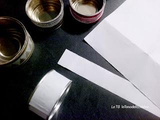 come personalizzare albero di natale con lattine