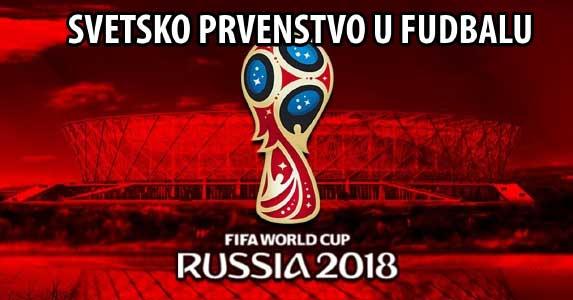 Svetsko prvenstvo u fudbalu UŽIVO PRENOS SVIH UTAKMICA