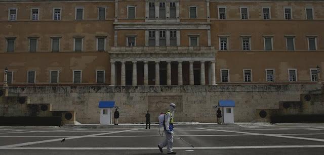 «Λουκέτο» στη Βουλή - Η χώρα κυβερνάται με ΠΝΠ