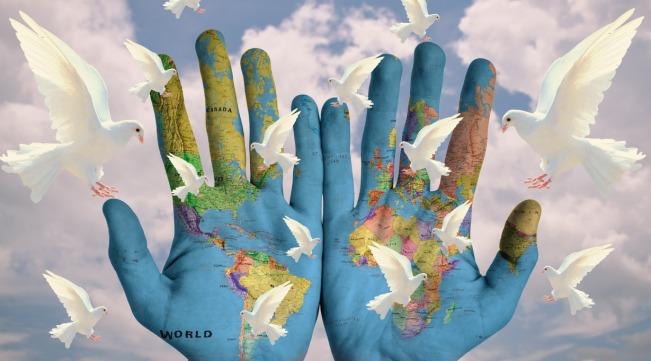 Dünya, Dua, Yakarı