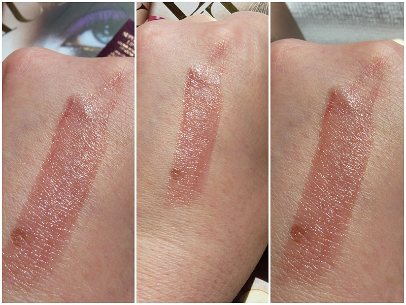 Charlotte Tilbury SUPERSTAR LIPS PILLOW TALK swatches