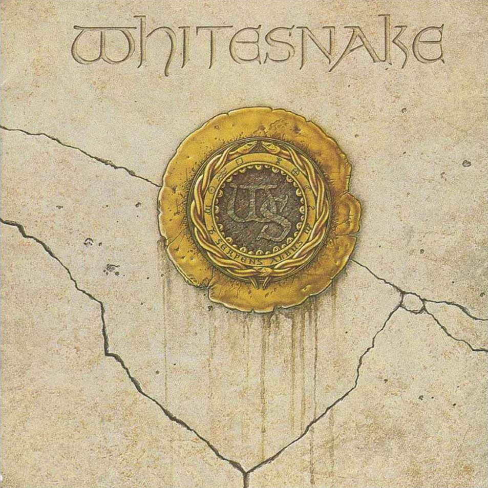 Riding Space Mountain: #18 Whitesnake - Whitesnake: Is My ...