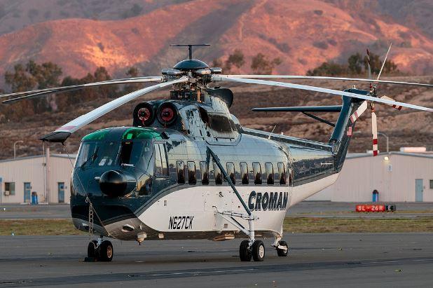 Sikorsky S-61T specs