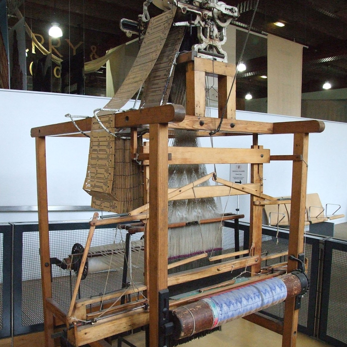 Jacquard Loom | ARCH 365 - Topics in Computational Architecture