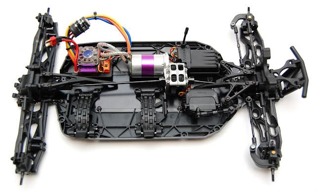 Axial Exo Terra electronics