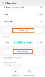 Cara membersihkan cache di android Xiaomi, asus, Samsung, Oppo, Vivo