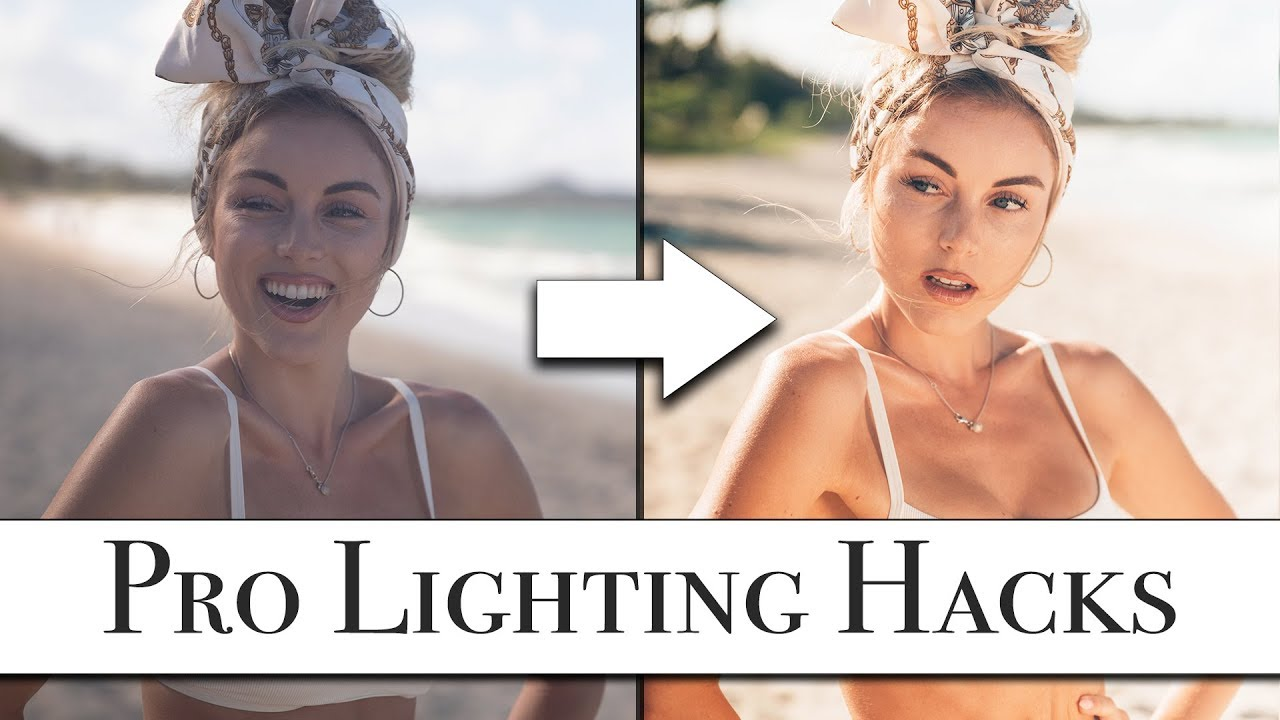 A Natural Lighting Tutorial To Improve Your Photography Forever.