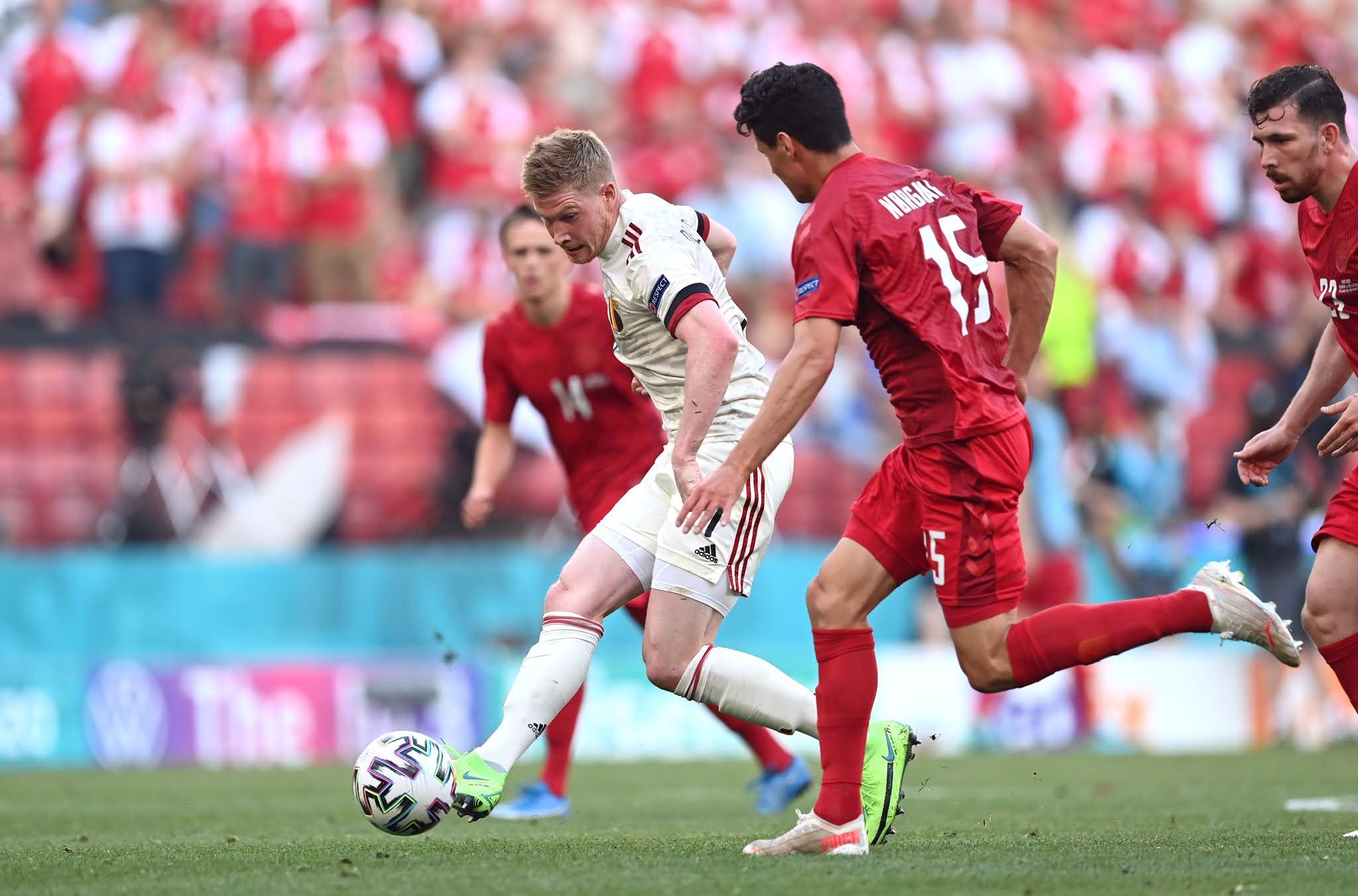 Euro 2020: Belgia berhasil Comeback melawan Denmark