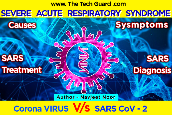 SARS - Diagnosis, Treatment, Symptoms & Causes | Corona VIRUS and SARS CoV | Transmission of SARS CoV