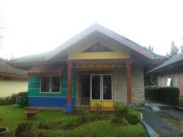 Villa Kota Bunga E 3 - 6, Akomodasi Minimalis dan Praktis