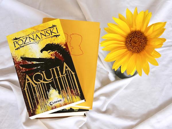 [Rezension] Aquila – Ursula Poznanski