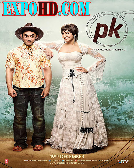 PK 2014 HD Download 720p | Esub 934Mbs | Watch Now