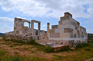Ancient Temple of Goddess Demeter (Dimitra) - Naxos (3)