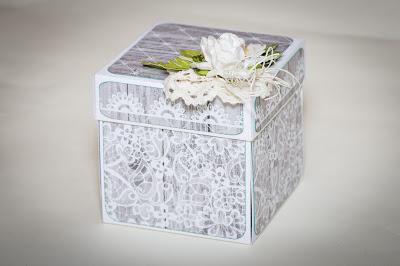 Pracownia Esme Exploding Box Z Okazji 50 Rocznicy ślubu