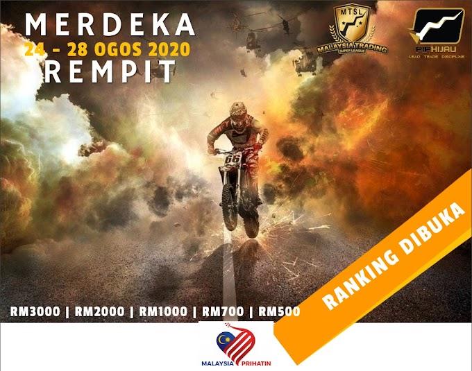 RANKING MERDEKA REMPIT 2020