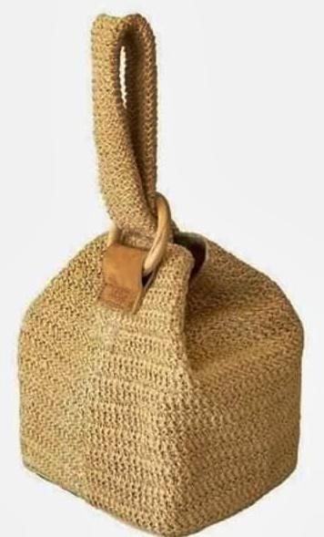 torebka szydełkiem