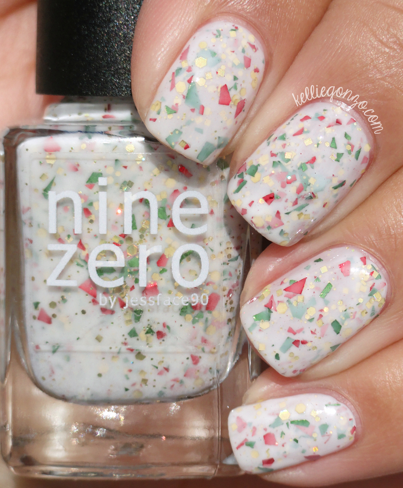 Nine Zero Lacquer Sugar Cookie