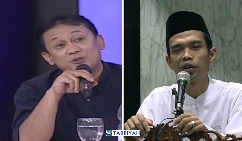 Denny Siregar vs Ustadz Abdul Somad