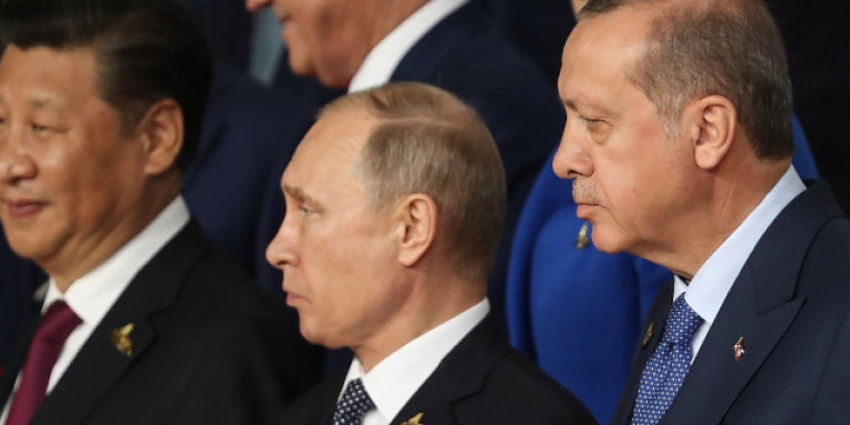 Ευρασιανισμός: Το νέο δόγμα της Τουρκίας;