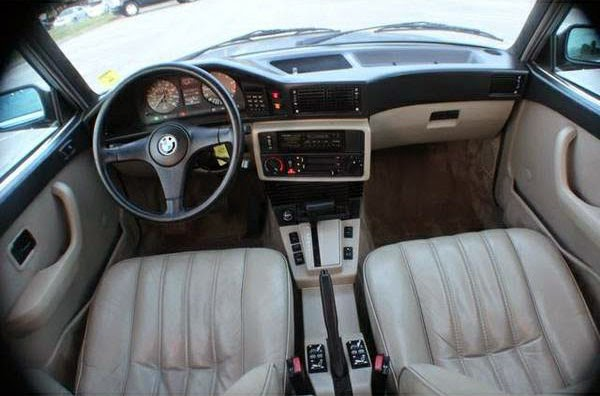 1985 Bmw 535i Auto Restorationice
