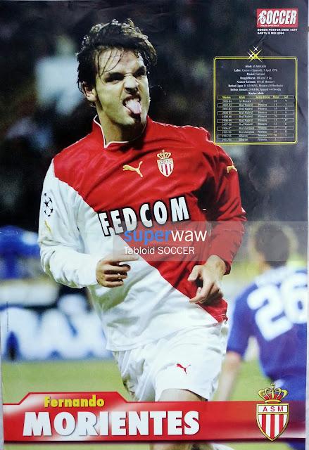 Fernando Morientes AS Monaco