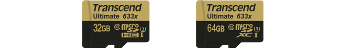 Transcend Ultimate 633xはハイスペックなマイクロSDカード