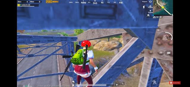 how to climb bridge perfectly