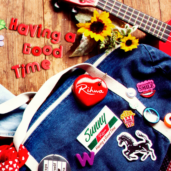 [Single] Rihwa – Having a Good Time (2016.08.03/MP3/RAR)