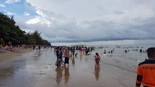 Pantai Manggar Segarasari Balikapapan