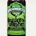 Snake Venom, la cerveza con mas alcohol del mundo