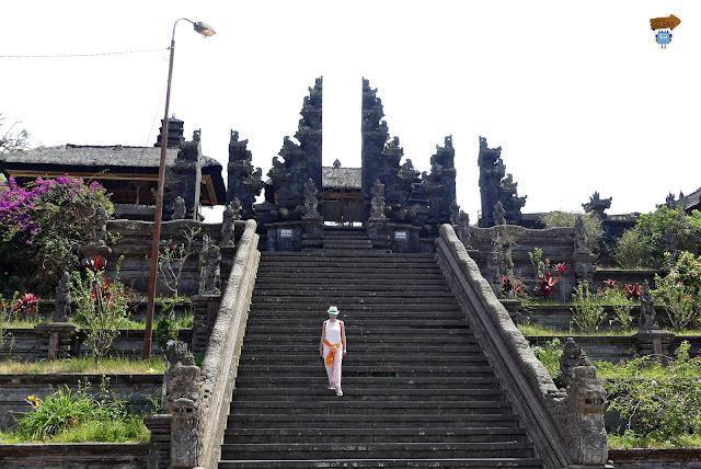 Besakih Temple - Bali