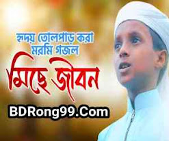 Miche Jibon Gojol lyrics (মিছে জীবন) Hujaifa Islam   Kalarab   Mp3 download
