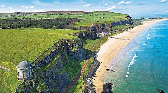 Viagem de carro pela Irlanda