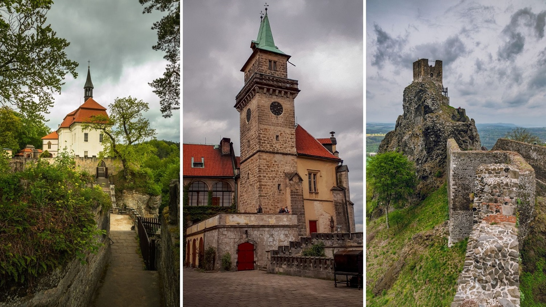 Zamki Czeskiego Raju zwiedzanie