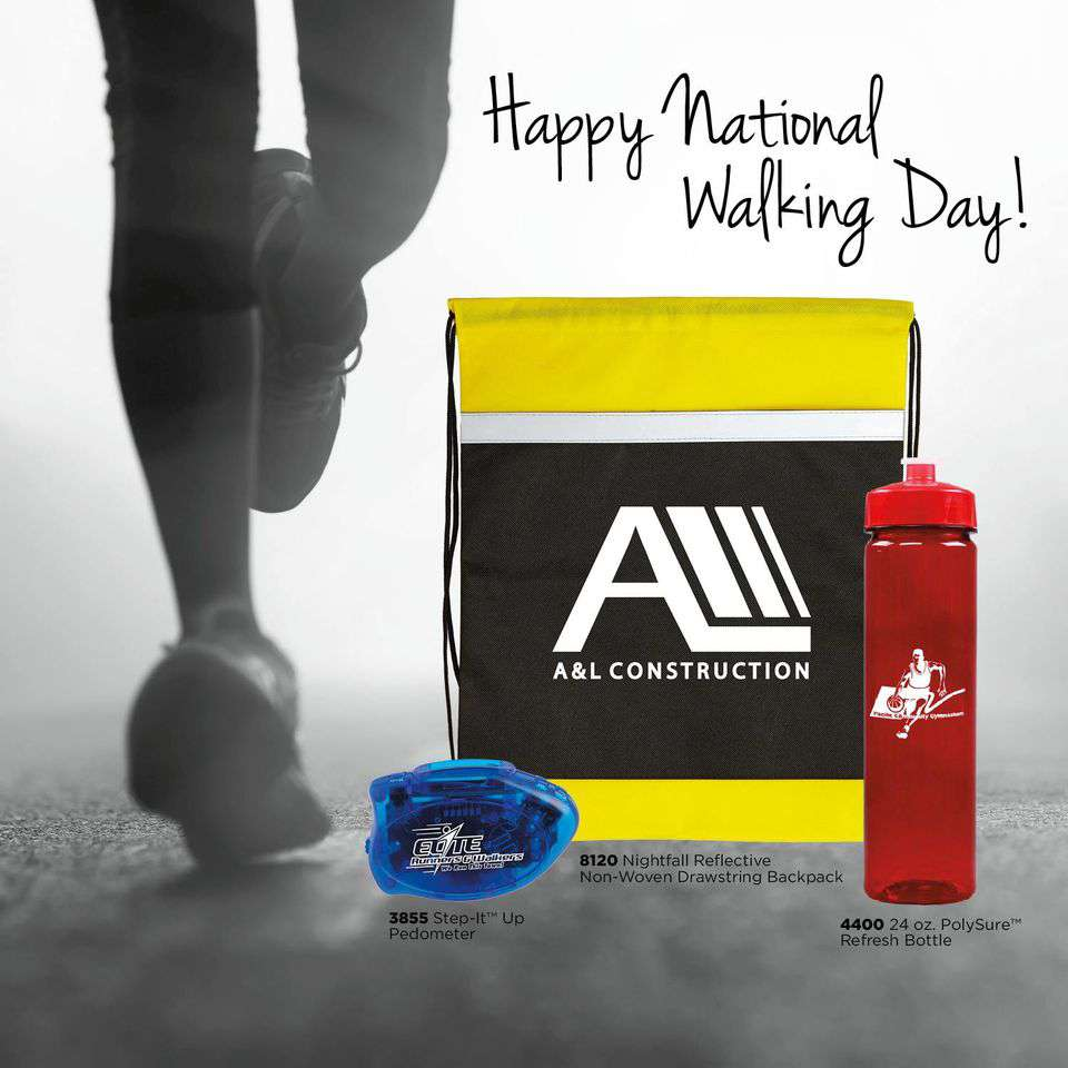 National Walking Day Wishes Photos