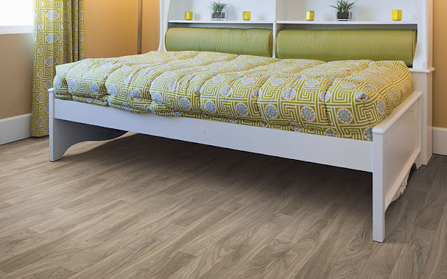 Is it hardwood or is it luxury vinyl planks?