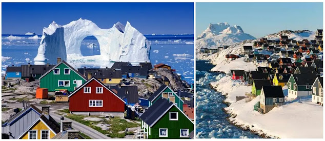 Nuuk, Greenland's capital of the rainbow 2020
