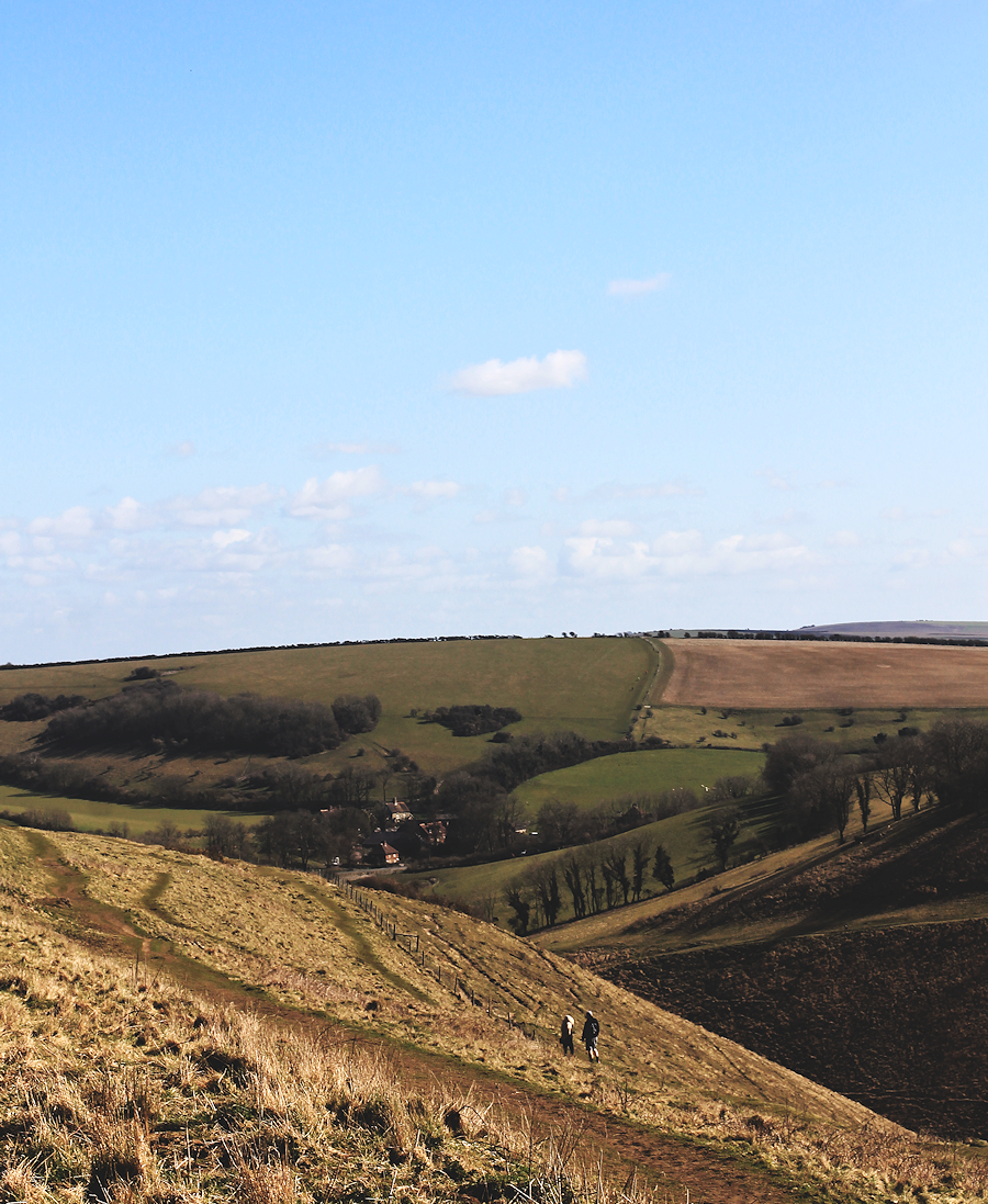 View from Devil's Dyke