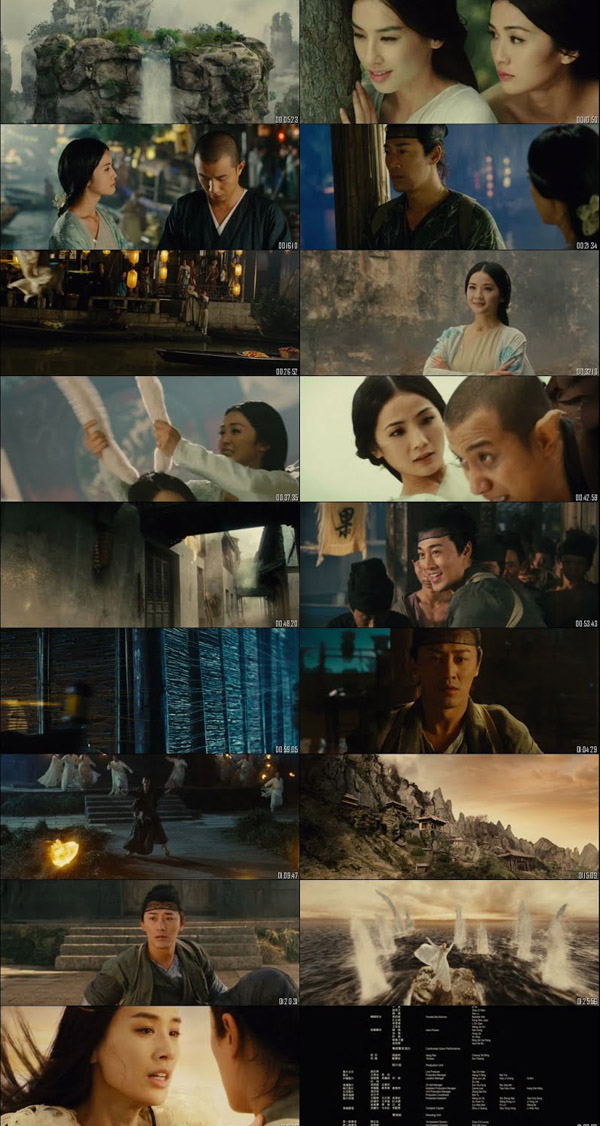 The Sorcerer And The White Snake 2011 full Hindi Dubbed Download