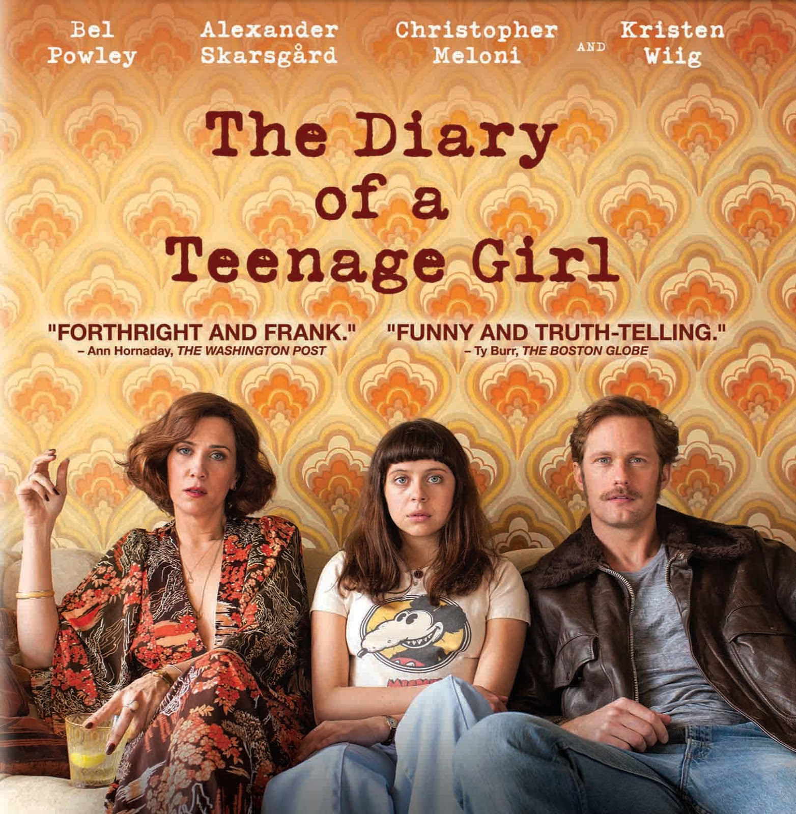 O Diário de uma Adolescente Torrent - Blu-ray Rip 720p e 1080p Dual Áudio (2015)