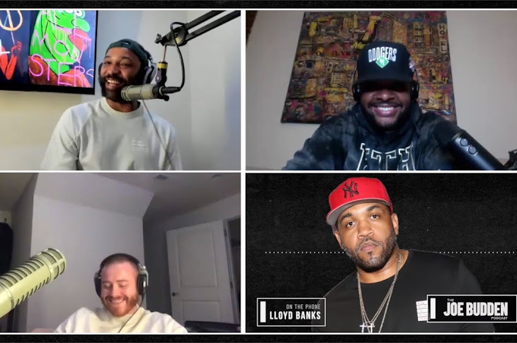 Lloyd Banks Call Up To The Joe Budden Podcast