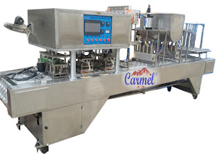 Full Automatic Cup Sealer 8 Line