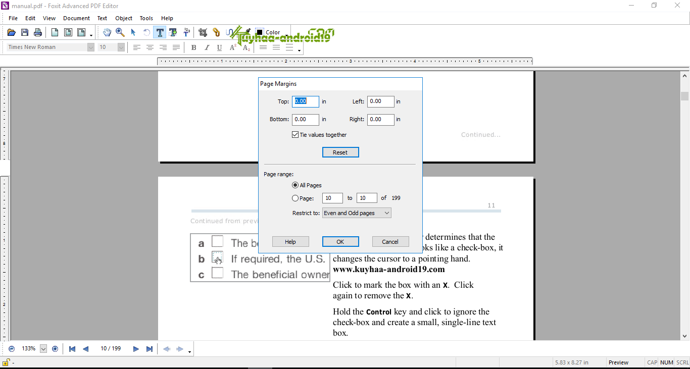 foxit pdf editor free download full version kuyhaa