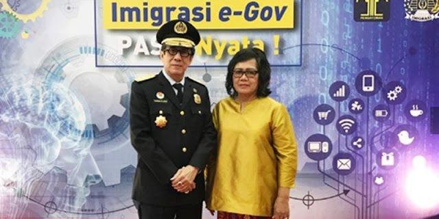 Istri Yasonna Laoly Disemayamkan Di RS Gatot Subroto