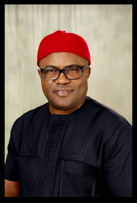 Senate: Jim, Ken Nnamani, All Nkanu Gave Me Their Blessings - Ezeh